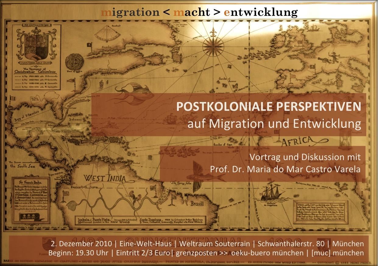 Postkoloniale Perspektiven auf Migration und Entwicklung