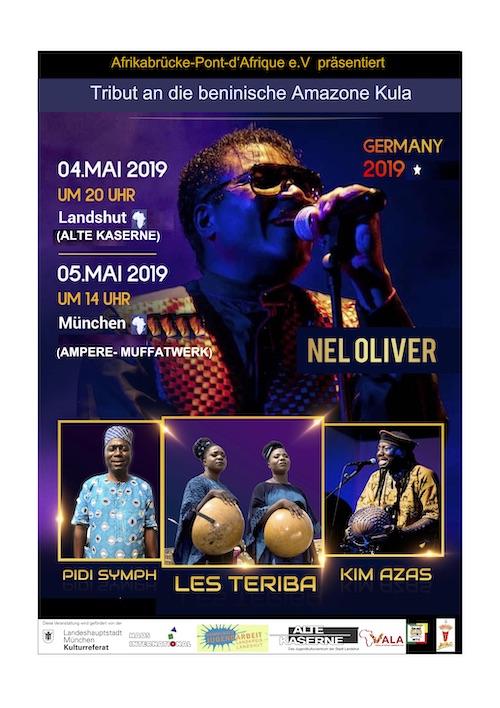 Flyer für die Veranstaltungen am 4. und 5. Mai